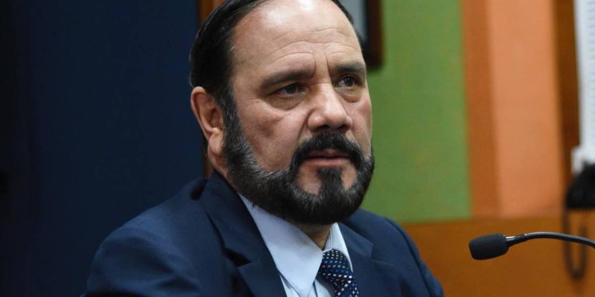 Director del Registro de Ciudadanos pide ausentarse de sus labores por 15 días