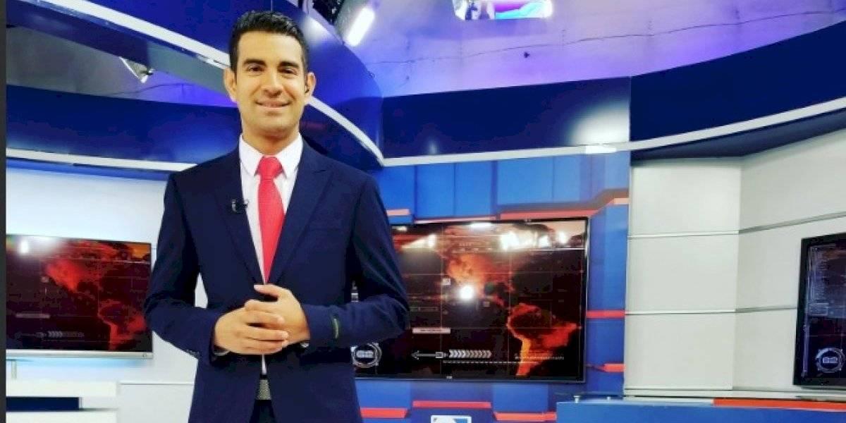 Periodista Luis Antonio Ruiz anunció que está libre de cáncer