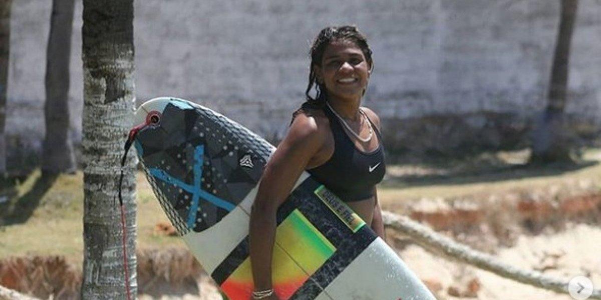 Una surfista muere al ser alcanzada por un rayo en Brasil