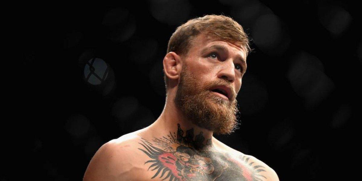 Conor McGregor anuncia su retiro de las Artes Marciales Mixtas... otra vez