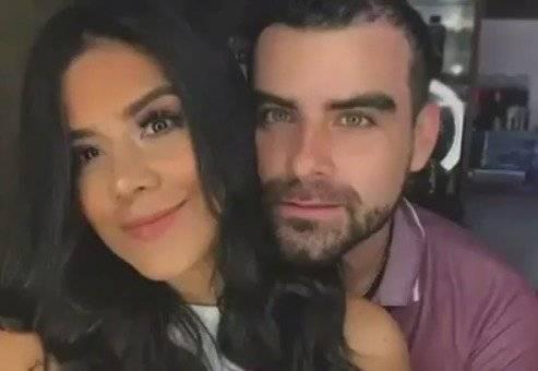 Michela Pincay y Dave Morales