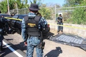operativo antinarcótico en Jutiapa