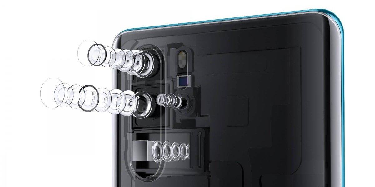 Cuatro cámaras y funciones nuevas: la alianza de Leica y Huawei sorprenden con la nueva serie P30