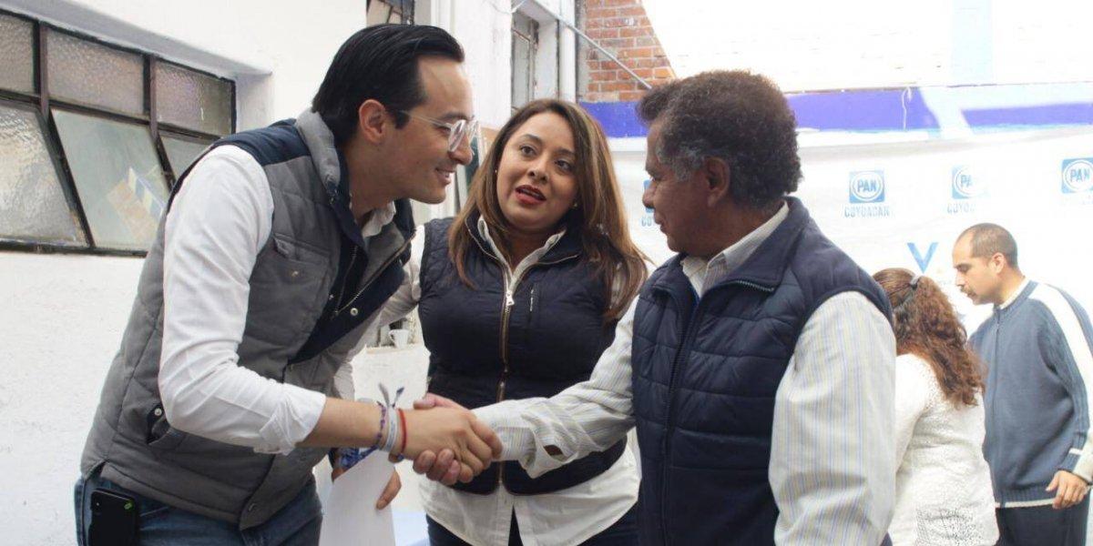 Denuncia PAN CDMX intento de desaparecer comités de participación ciudadana