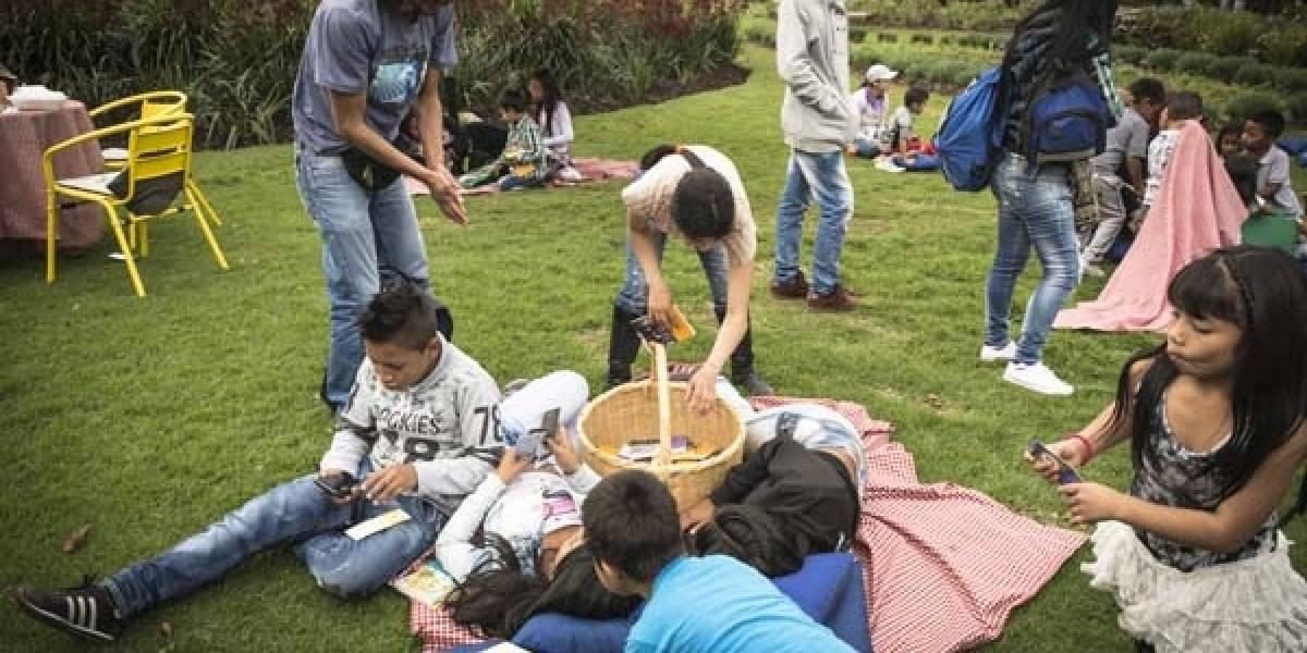 Un pícnic literario se tomará el Jardín Botánico este domingo
