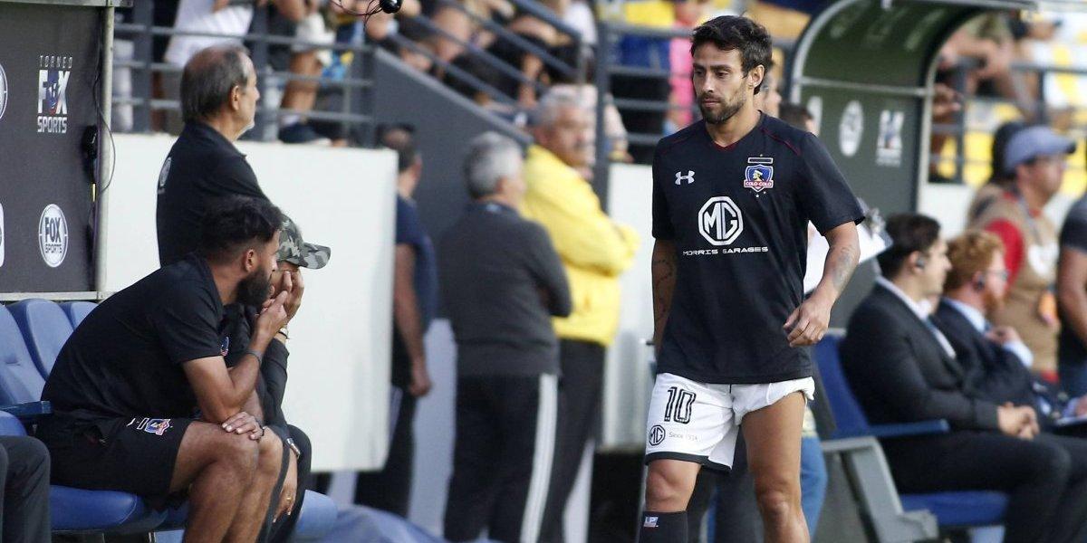 Jorge Valdivia ya está a la par de sus compañeros en Colo Colo y prepara su debut oficial con Mario Salas