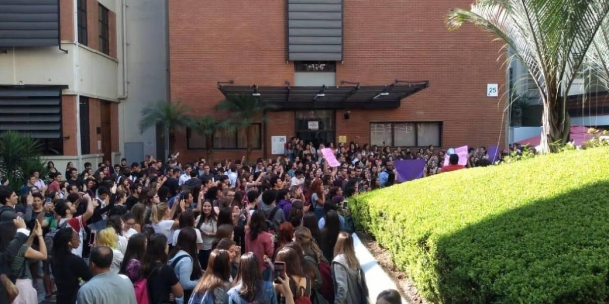 Bolsonaro cancela visita ao Mackenzie após protestos contra ele na universidade