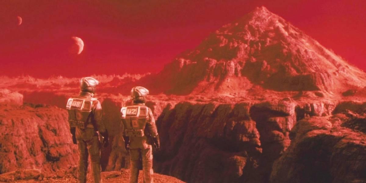La UNAM y la NASA buscan llevar humanos a Marte dentro de 25 años