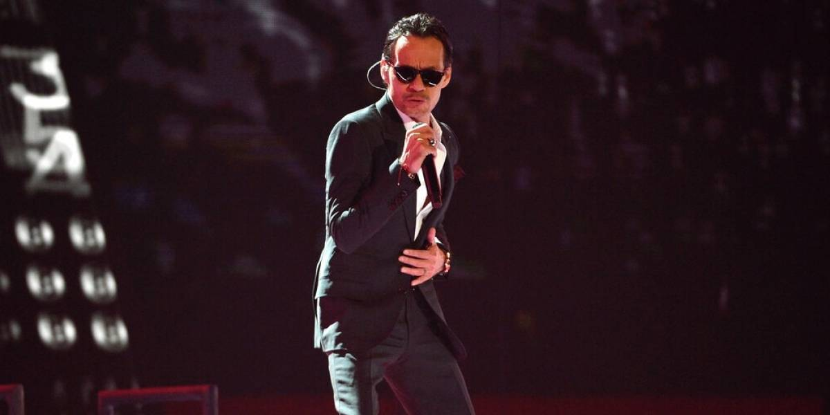 Marc Anthony es homenajeado por el Hasty Pudding Institute de Harvard