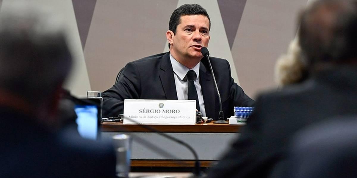 Sérgio Moro autoriza uso de Força Nacional na Esplanada e Praça dos Três Poderes