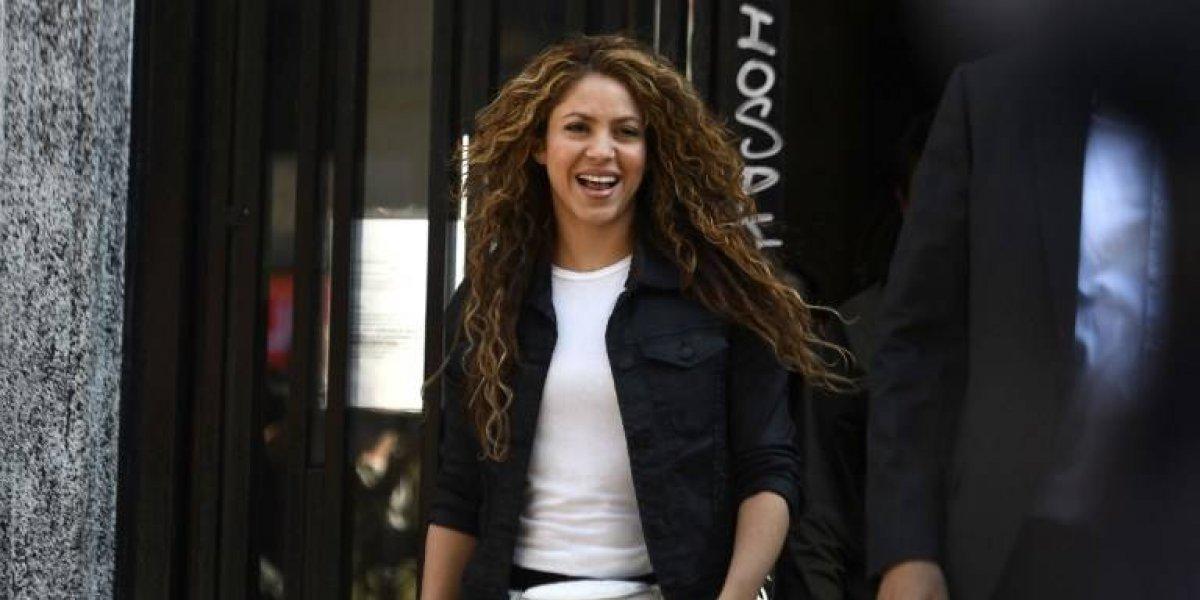 """Shakira cantó en un tribunal para defender """"La bicicleta"""", tras acusación de plagio"""
