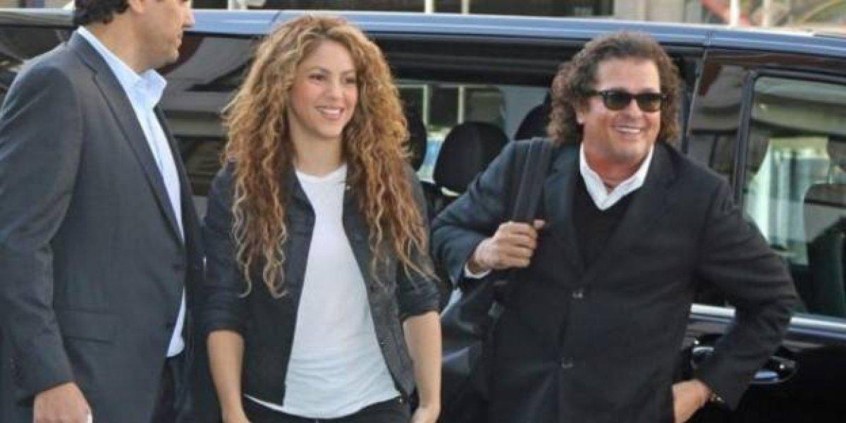 """Shakira y Carlos Vives niegan que plagiaran """"La bicicleta"""""""