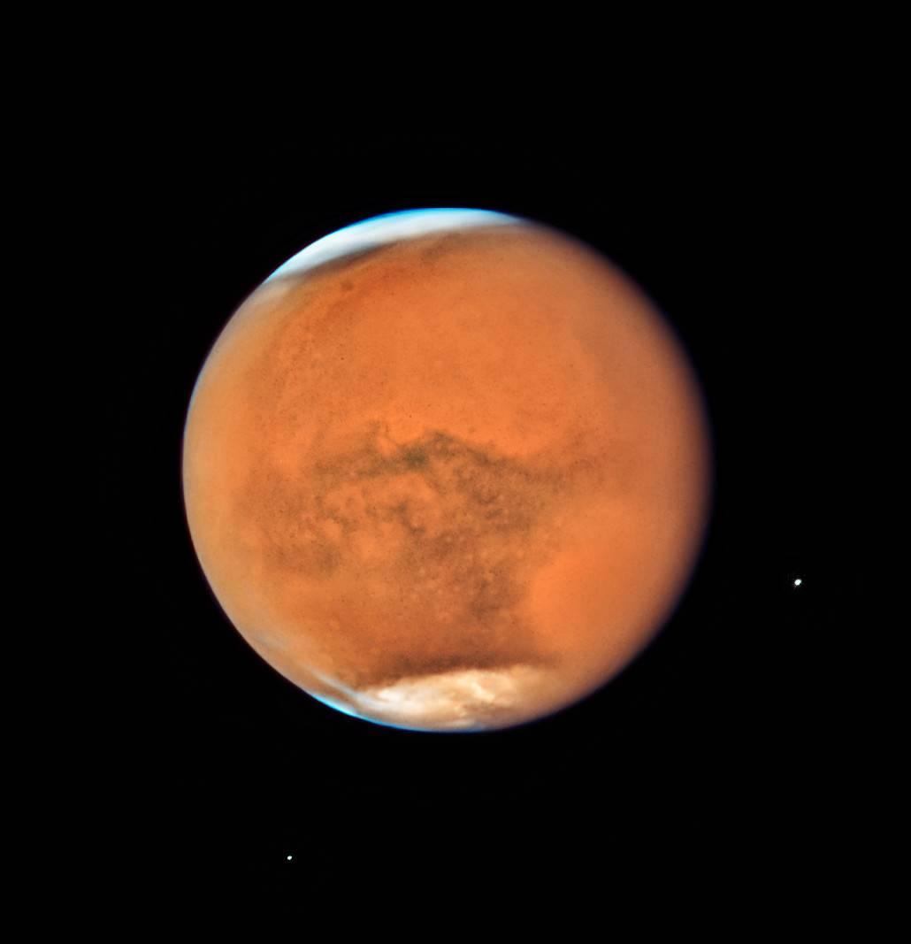 ¿Quieres que tu voz se escuche en Marte? La Agencia Espacial Europea está reuniendo sonidos para reproducirlos en el planeta rojo