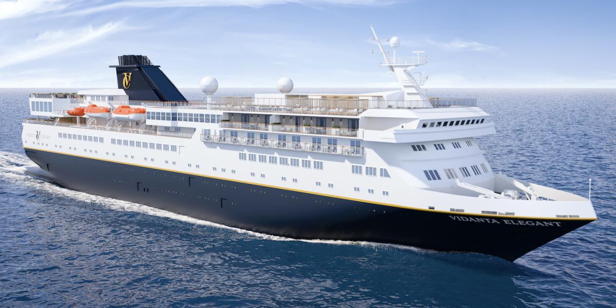 Este es el primer crucero de lujo mexicano, con servicio exclusivo y experiencias únicas