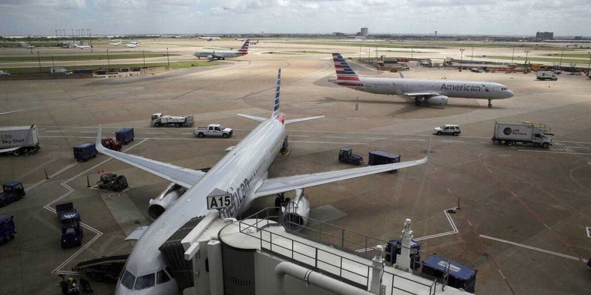 American Airlines cancela 375 vuelos por Dorian