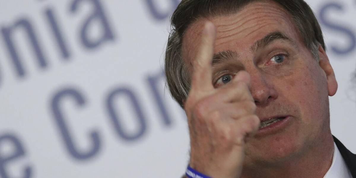 """La teoría de un entendido: Bolsonaro asegura """"no hay duda"""" de que el nazismo es de izquierda"""