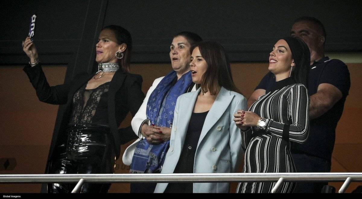 Una foto que evidenciaría que Georgina Rodríguez está embarazada nuevamente