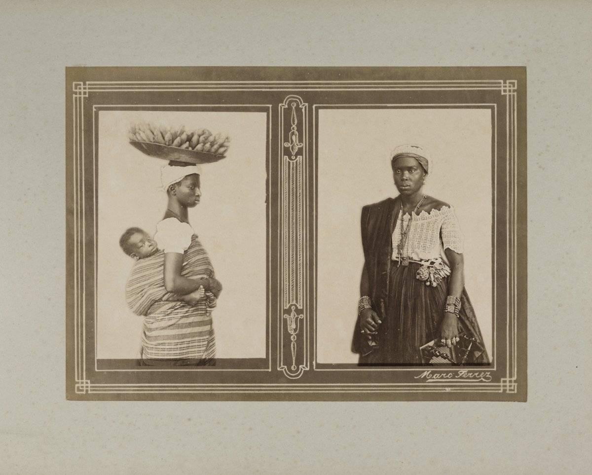 Negras da Bahia (1885) Acervo IMS/Divulgação