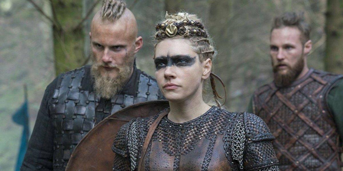 Vikings: Foto da 6ª temporada vaza e indica morte de personagem importante