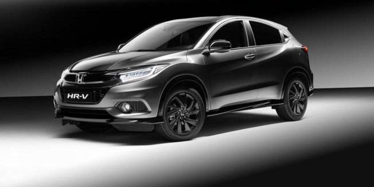 Honda confirma vinda do HR-V 2020 para o Brasil; confira as fotos do SUV esportivo
