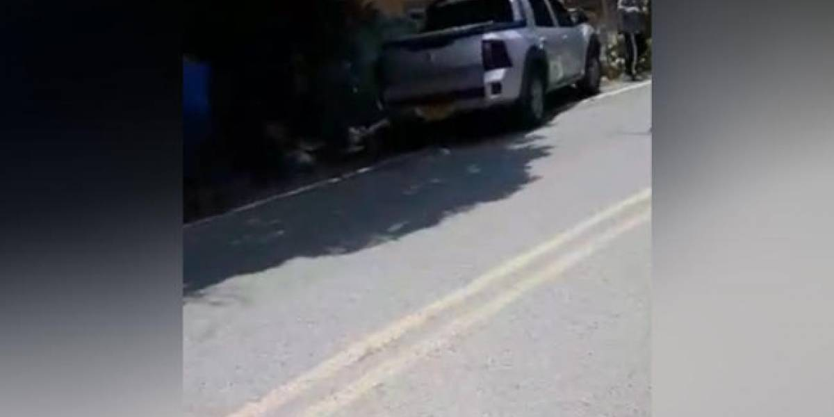 Un niño muerto y ocho lesionados deja trágico accidente en Antioquia