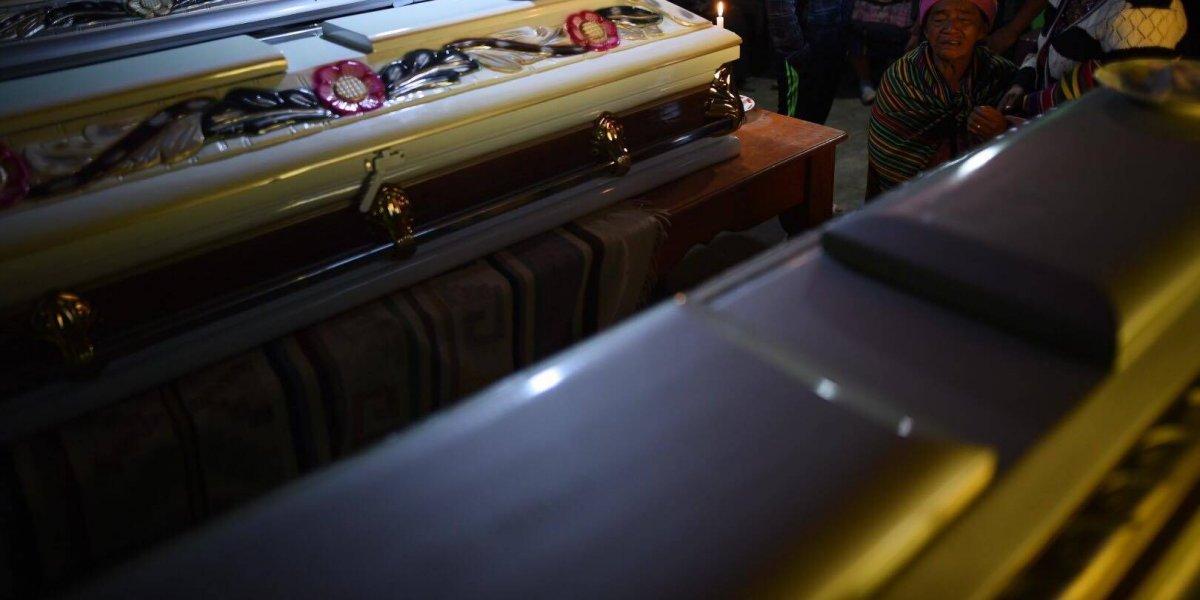 EE. UU. envía mensaje de condolencias por tragedia en Guatemala