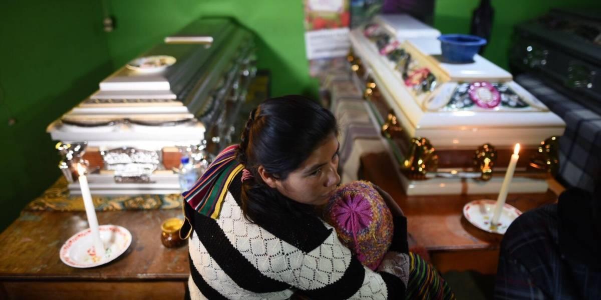 """Habilitan la cuenta """"Tragedia Nahualá"""" para recaudar fondos en apoyo a víctimas"""