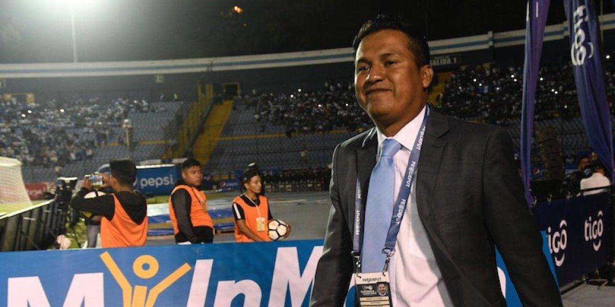 """""""Siempre seduce dirigir a la selección nacional"""", dice Amarini Villatoro"""