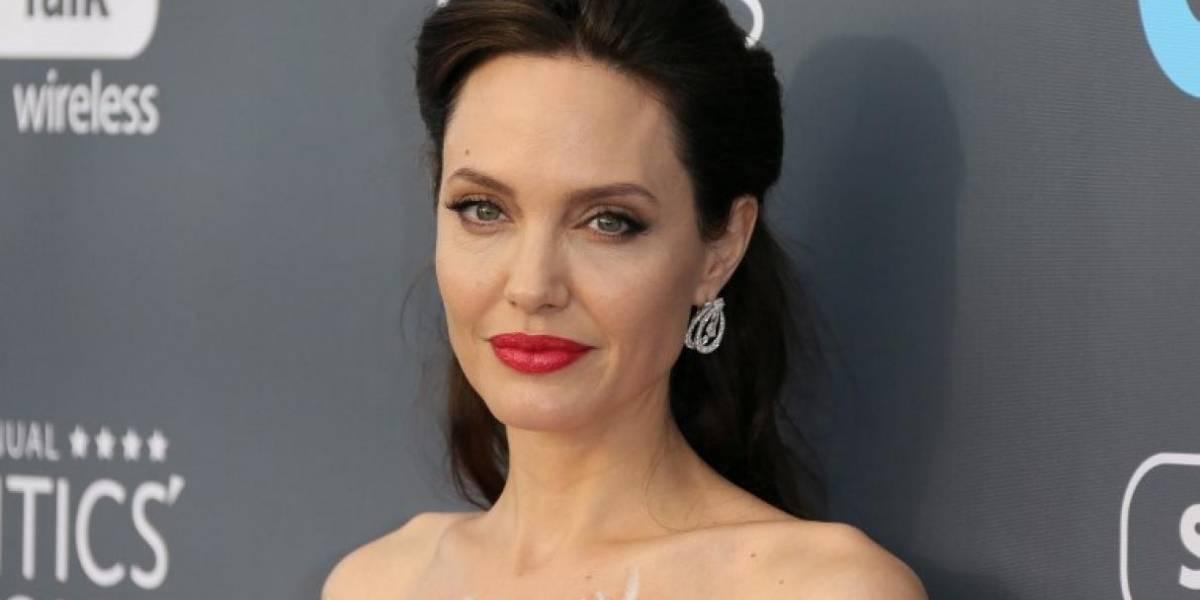 Angelina Jolie sería la nueva superheroína de 'The Eternals' de Marvel