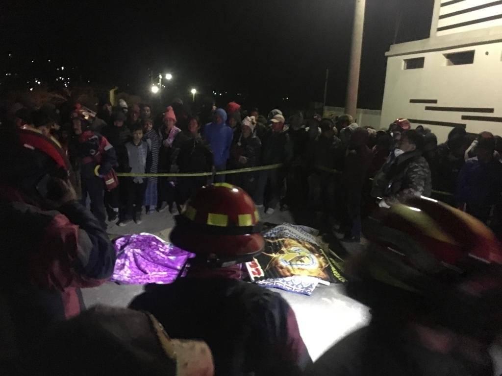 Tragedia en Nahualá, Sololá