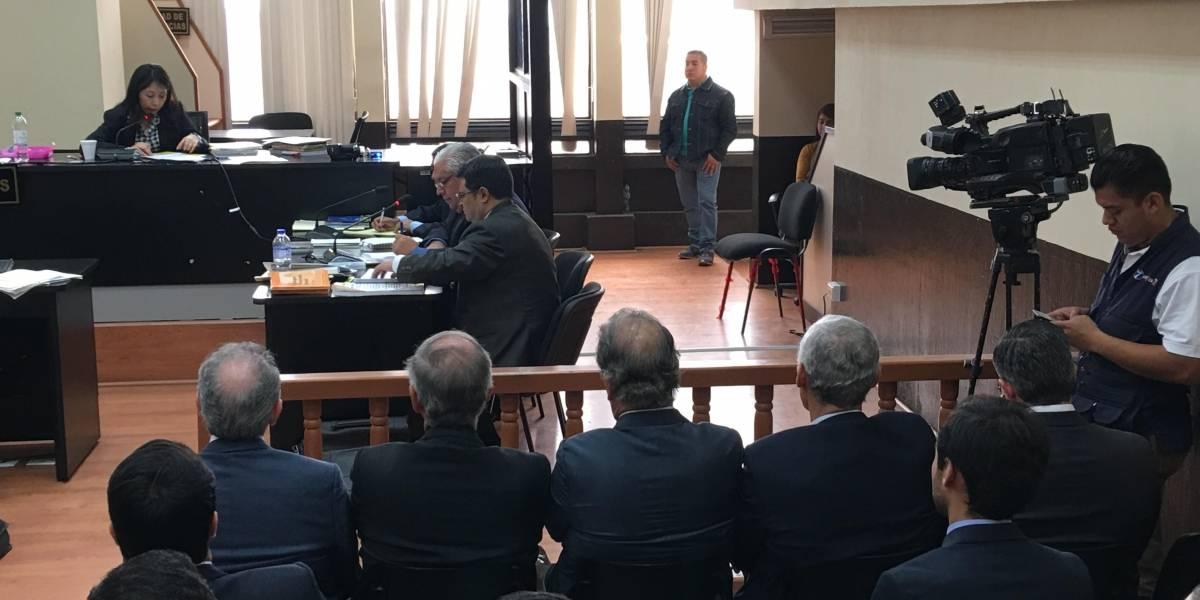 MP pide criterio de oportunidad para empresarios vinculados en caso de financiamiento a FCN-Nación