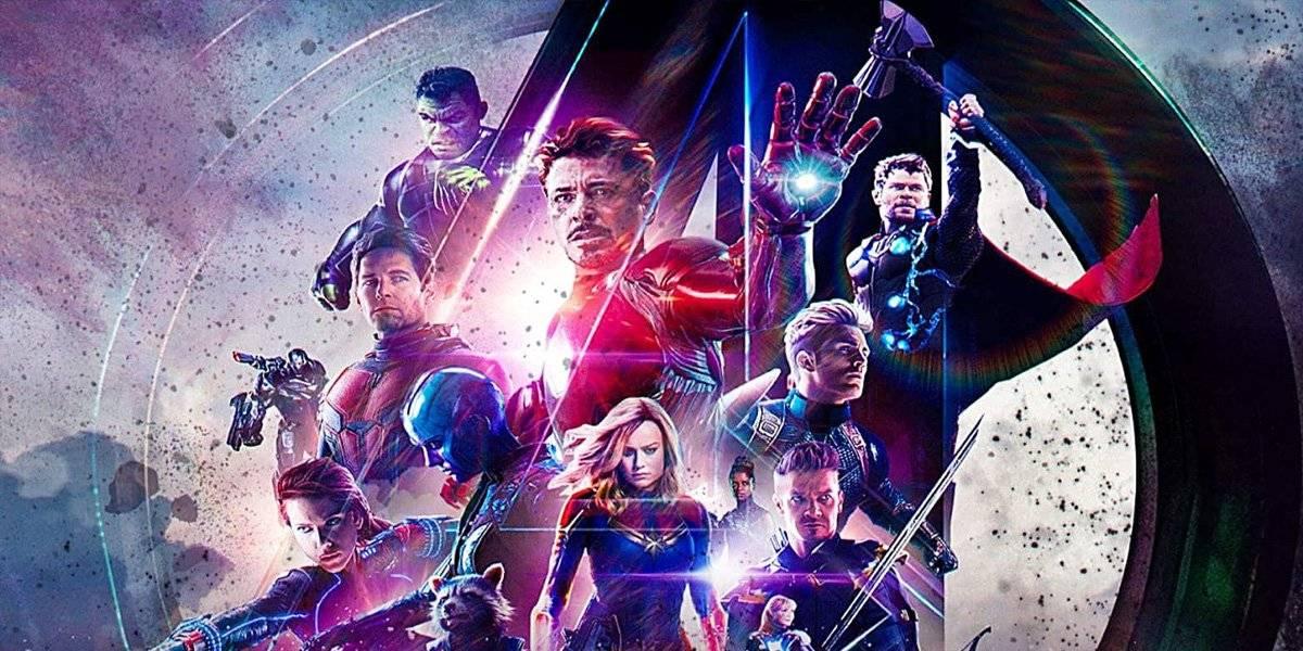 El misterio de los rostros en los carteles de Avengers: Endgame que nadie descifra