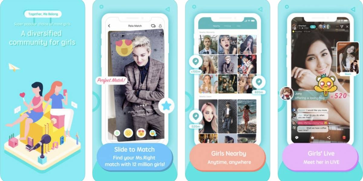 Rela, una app china para parejas del mismo sexo, expuso datos de 5 millones de usuarios