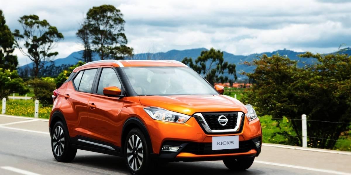 Nissan Kicks: la crossover deportiva que gana 'de pinta'