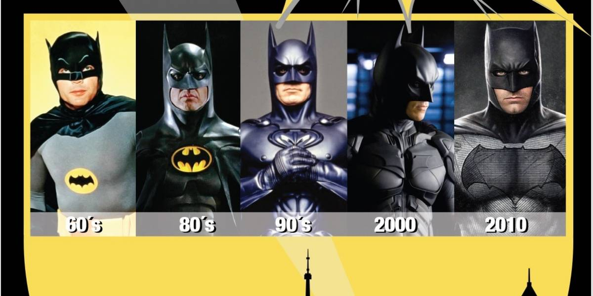 Warner Channel celebrará los 80 años de Batman con este especial