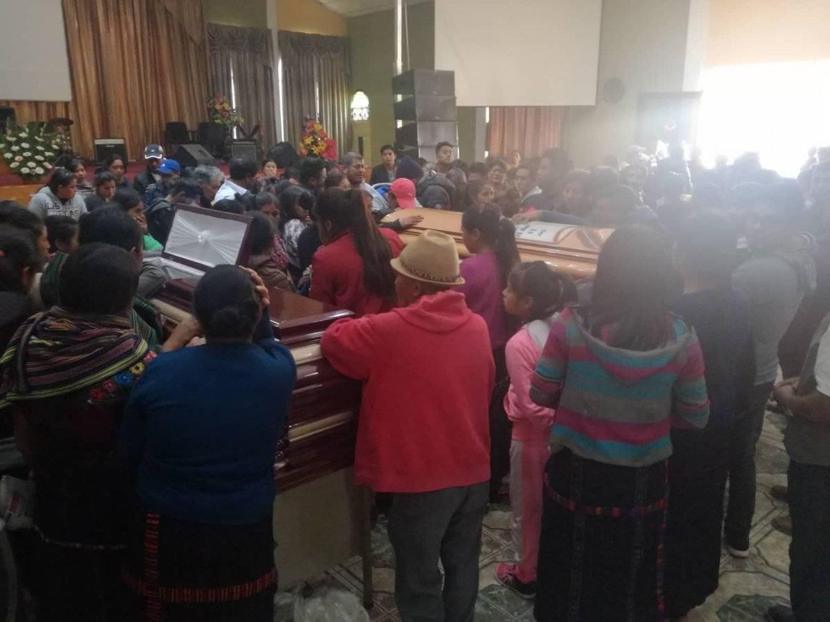 pastora Catalina Taay muere en accidente en Nahualá