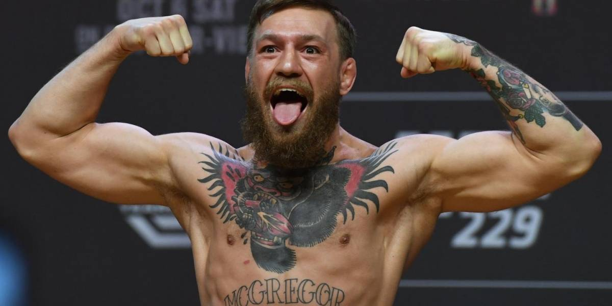"Conor McGregor sobre supuesta agresión sexual: ""Ese rumor es totalmente falso"""