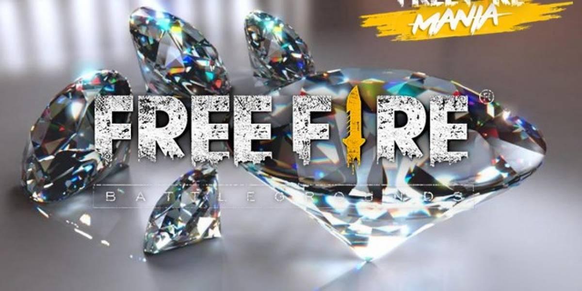 52c8c81cc3f1 Free Fire  Para que os diamantes são usados e como obtê-los