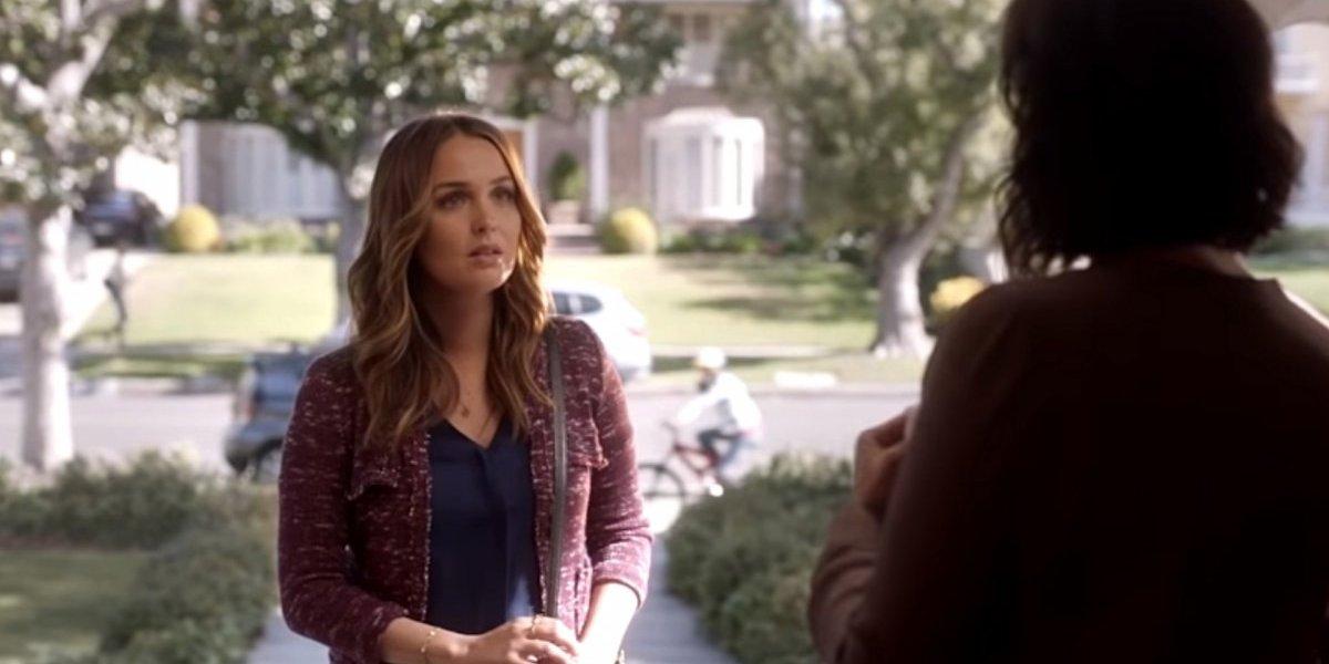 Grey's Anatomy: Jo finalmente confronta mãe que a abandonou ao nascer