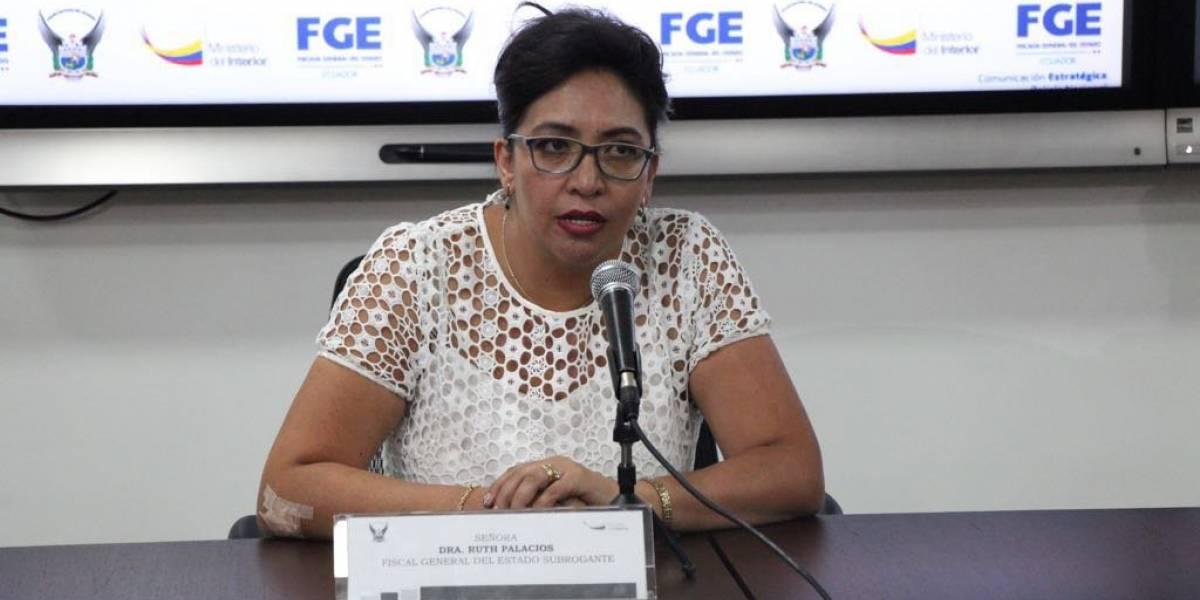 Fiscal Ruth Palacios deberá comparecer en Asamblea por caso Odebrecht