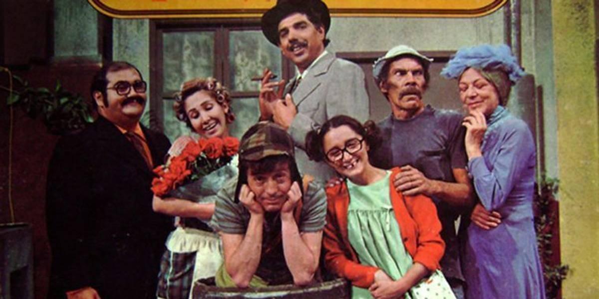 """Revela foto inédita cuando el elenco de """"El chavo del 8"""" vino a Guatemala"""