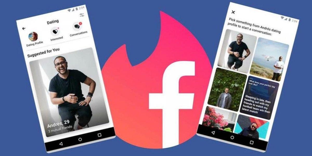 Llega a México Facebook Dating para que usuarios dejen la soltería