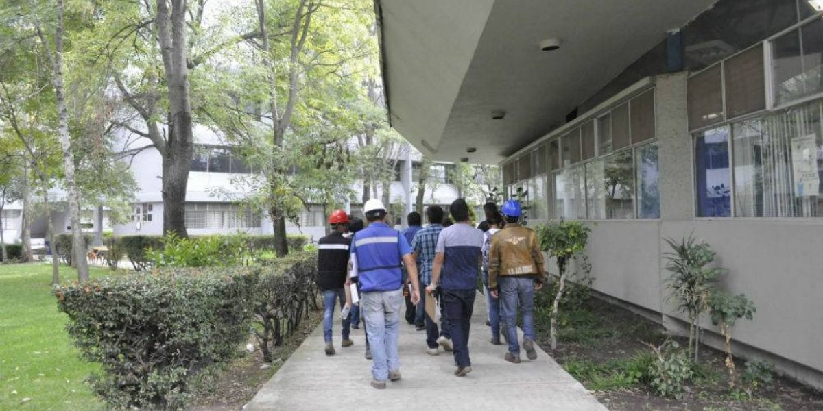 Desalojan instalaciones de la FES Cuautitlán por amenaza de bomba