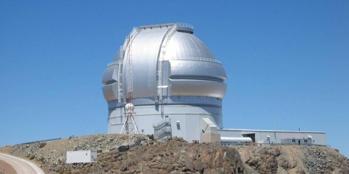 Telescopio ubicado en Chile capta imagen con las estrellas mas antiguas de la Vía Láctea