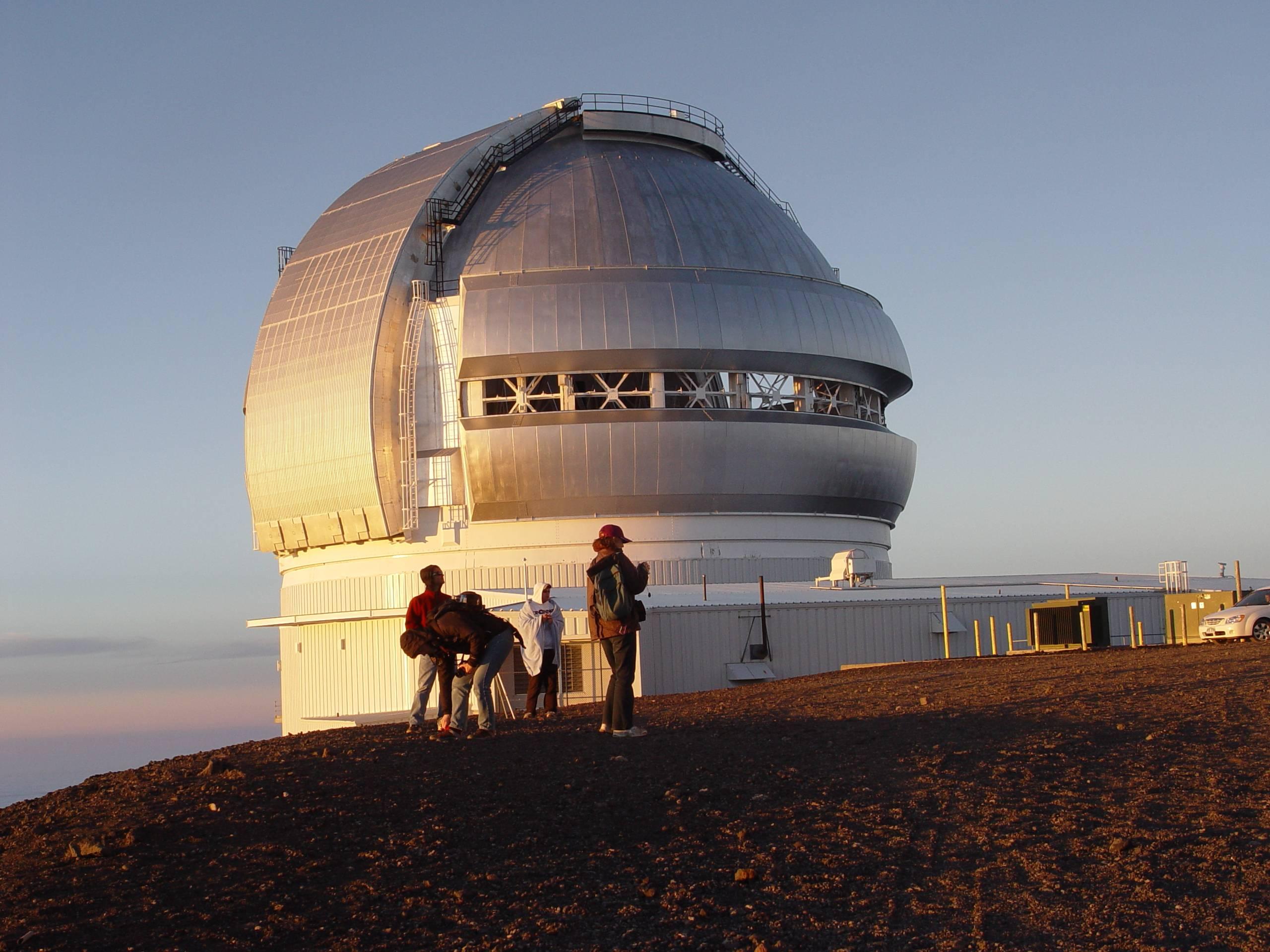 Telescopio ubicado en Chile capta imagen con las estrellas mas antiguas en la Vía Láctea