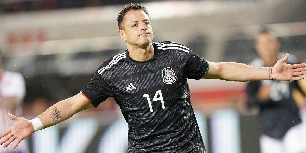 La razón por la que 'Chicharito' no iría a la Copa Oro
