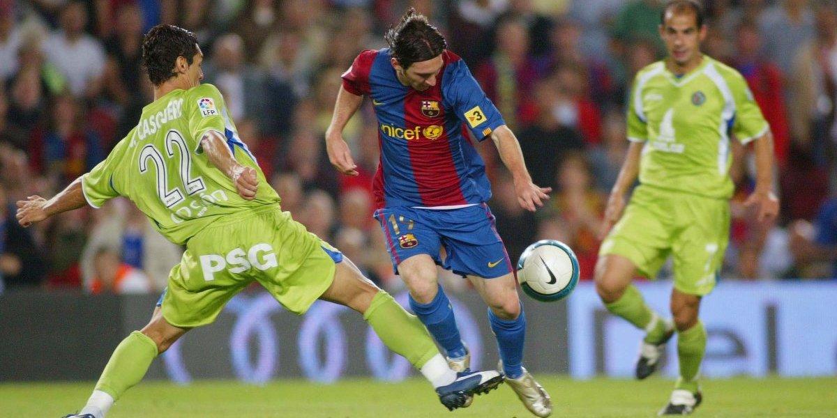 Gol de Messi en 2007, el mejor de la historia del Barcelona