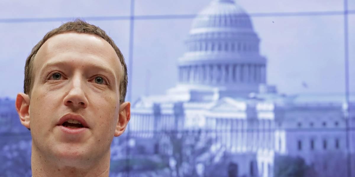 El gobierno de Estados Unidos demanda a Facebook por discriminación de vivienda