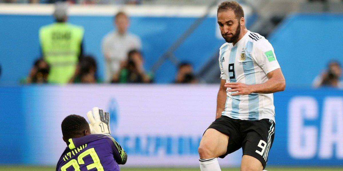 """Higuaín dice adiós a la selección argentina: """"Mi ciclo está terminado, para la alegría de muchos"""""""
