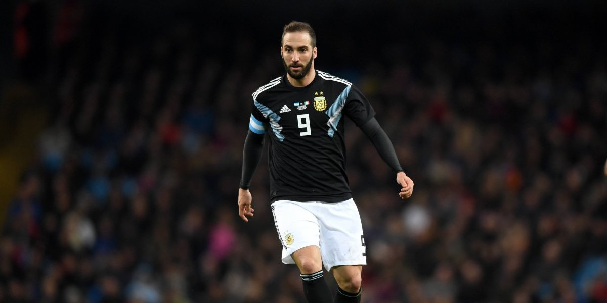 El duro mensaje con el que Higuaín anunció su retiro de la Selección Argentina